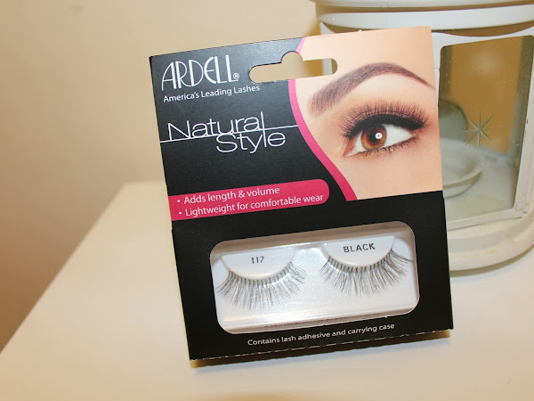 Ardell Natural Style False Lashes | Beauty Review ♡