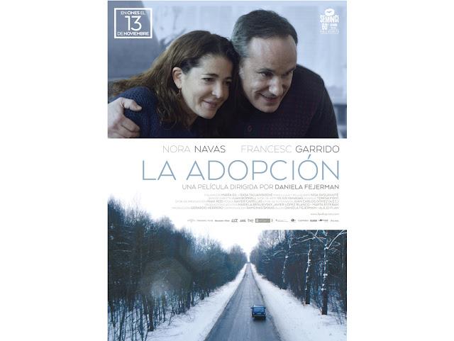 Concurso 'La adopción': Tenemos entradas dobles para ver la película