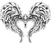 27 opciones de tatuajes de alas, de diferentes estilos, algunos con forma de . tatuajes de alas