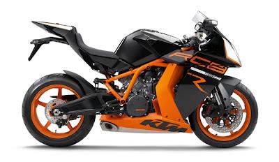 2012 KTM 1190 RC8R