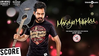 Meesaya Murukku – Original Background Score | Hiphop Tamizha, Aathmika, Vivek | Jukebox