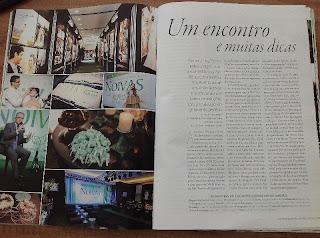 reportagem Encontro Noivas Rio de Janeiro