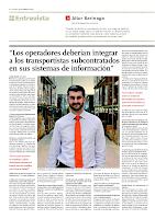 Retos, Cadena Suministro, Supply Chain, El Vigía