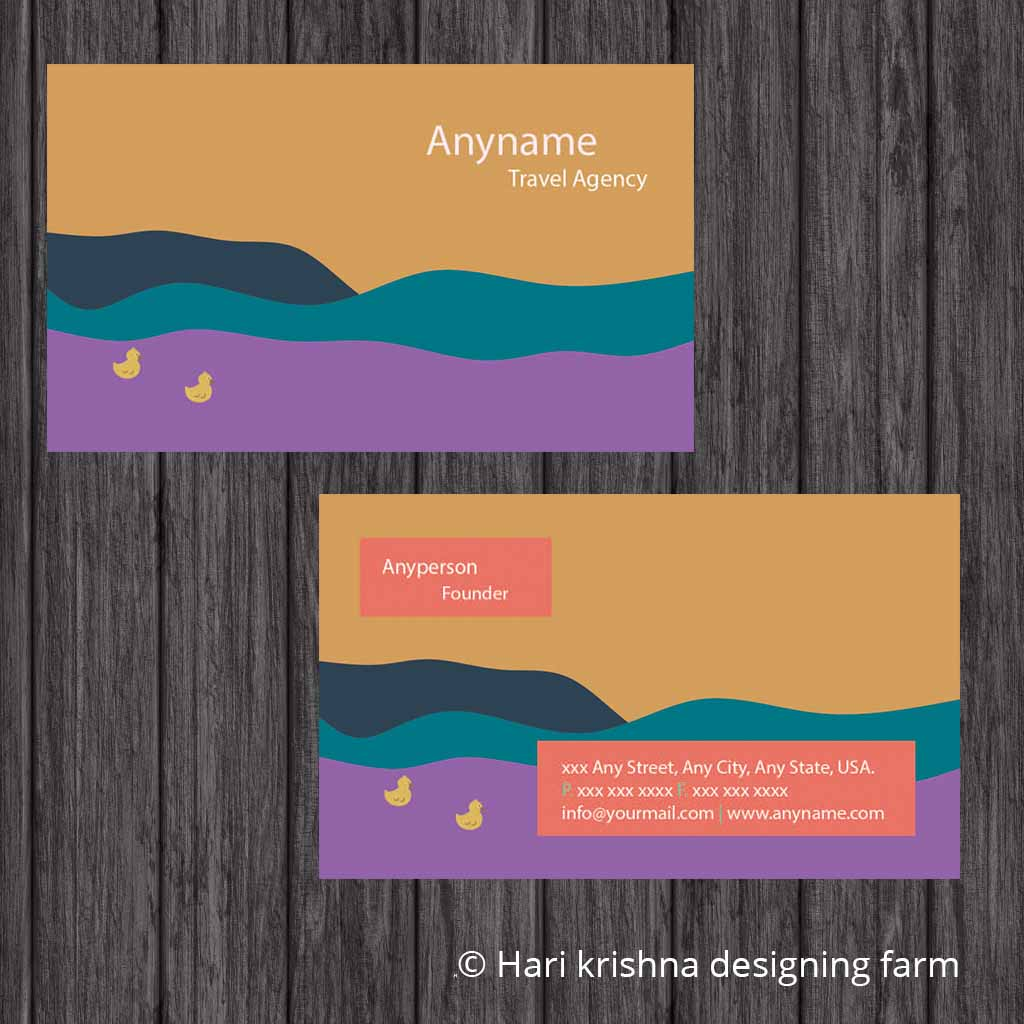 Hari Krishna designing farm