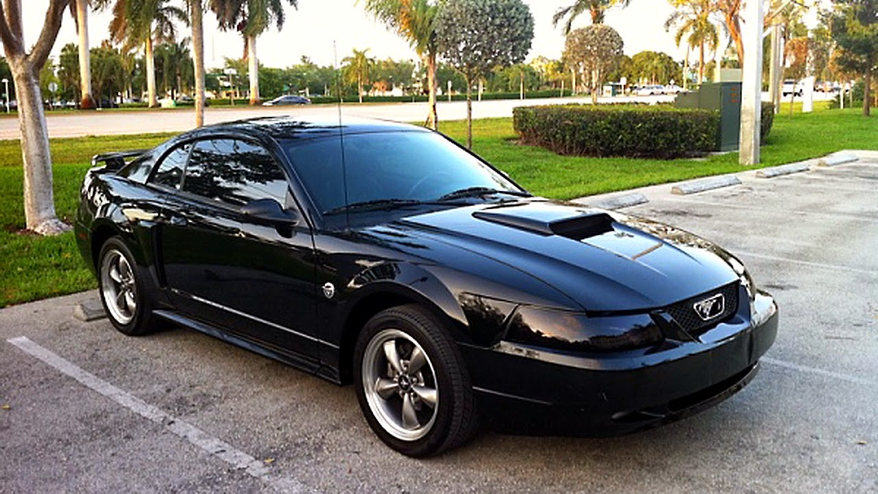 Tricking Out A 2004 Mustang GT - YouTube