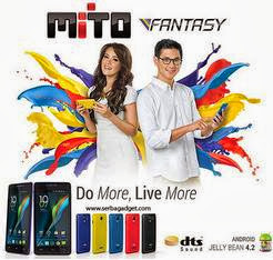 Mito Fantasy A50 Harga dan Spesifikasi - Hp Mito Afgan Terbaru