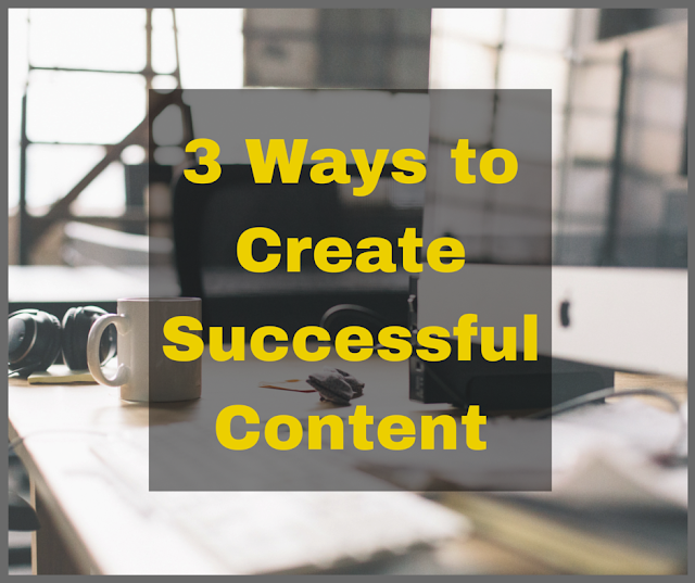 3 Ways to Create Successful Content | bullet Point Branding