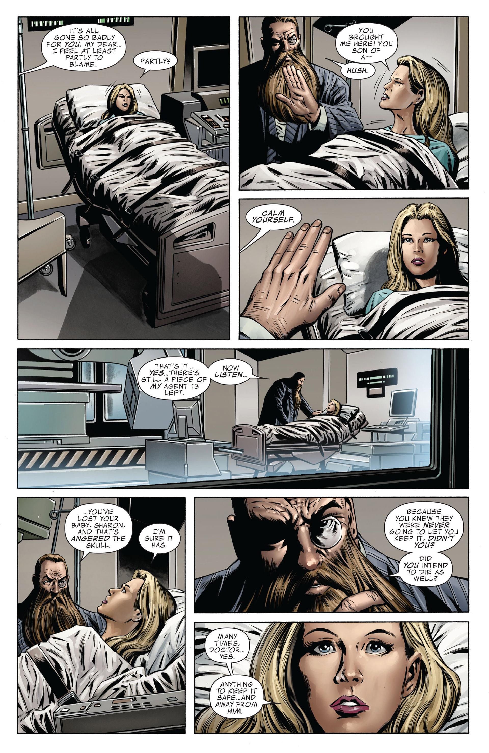 Captain America (2005) Issue #41 #41 - English 9