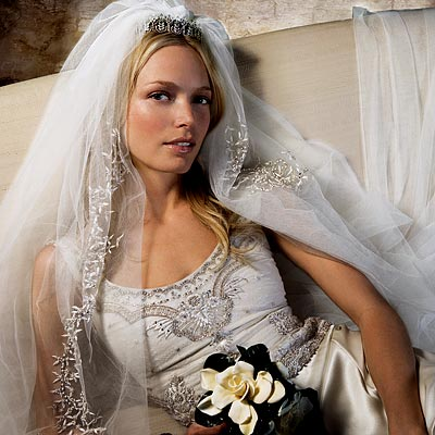How Do I Love Thee Bliss Bridal Veils