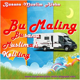 Busana Muslimah Keliling