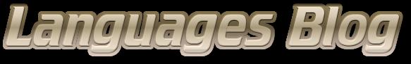 Languages Blog