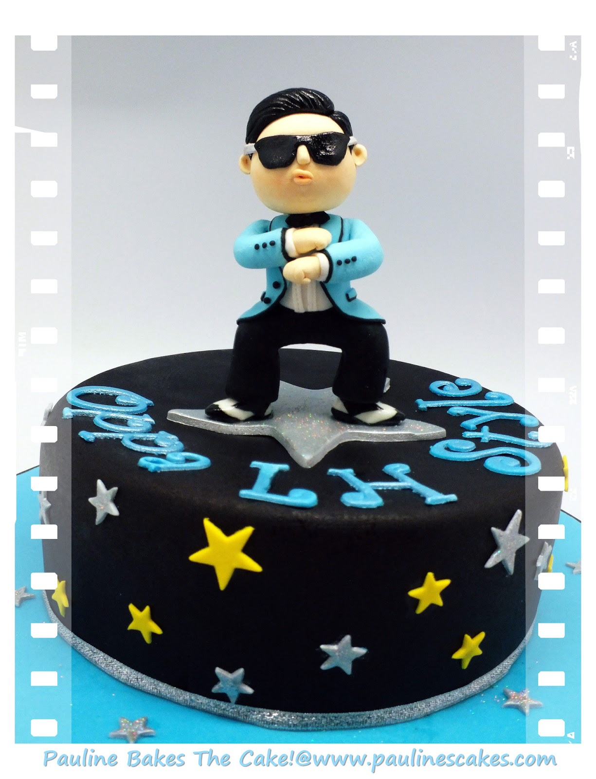 Kpop Cakes fxband infinite shinee superjunior exo bap Asianfanfics