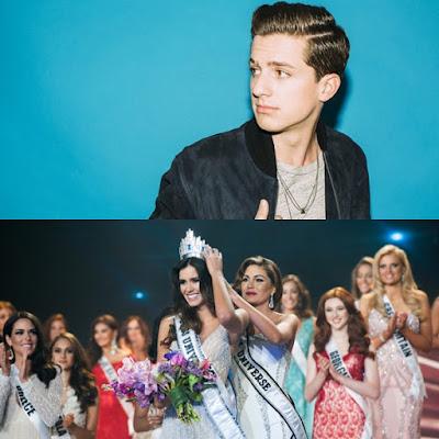 Charlie Puth cantará en el Miss Universo 2015
