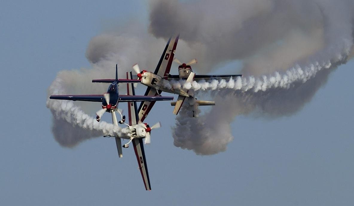 La escuadrilla Halcones de Chile estará presente en F-AIR Colombia 2015, que se llevará a cabo del 9 al 12 de Julio.
