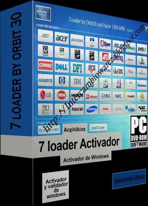 Windows 7 loader by orbit30 hazar v1.5 release 2 ...