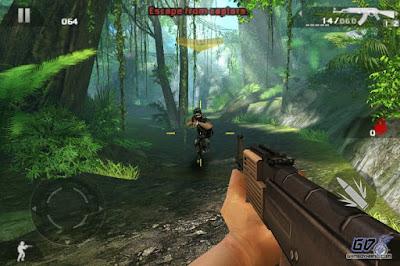 Modern Combat: Sandstorm Apk Screenshot