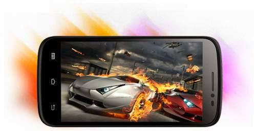 Spesifikasi Harga Advan S5J Android OS Jelly Bean September 2014