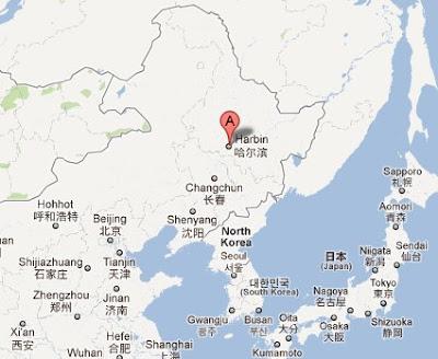mappa Harbin
