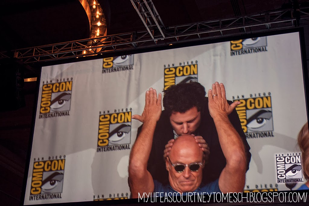 San Diego Comic Con 2013 Psych
