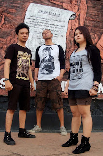 Twist Band Nu Metal Semarang Foto Personil Wallpaper