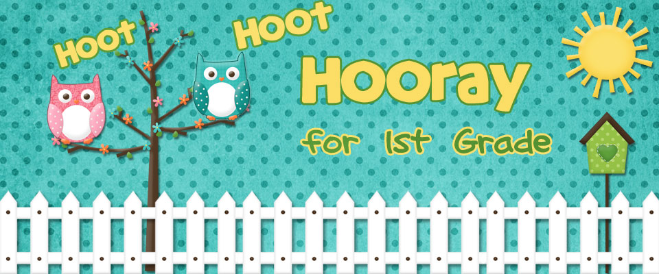 Hoot Hoot Hooray for 1st Grade