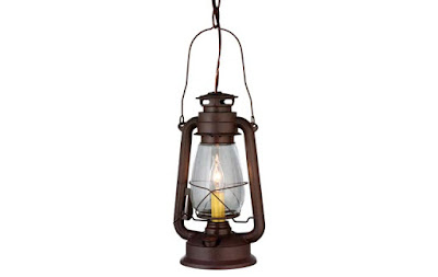 Lantern Light Fixtures For Rustic Home Style