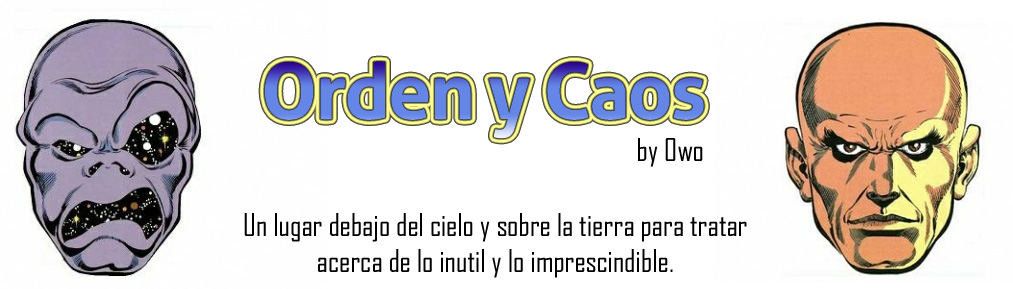 ORDEN Y CAOS