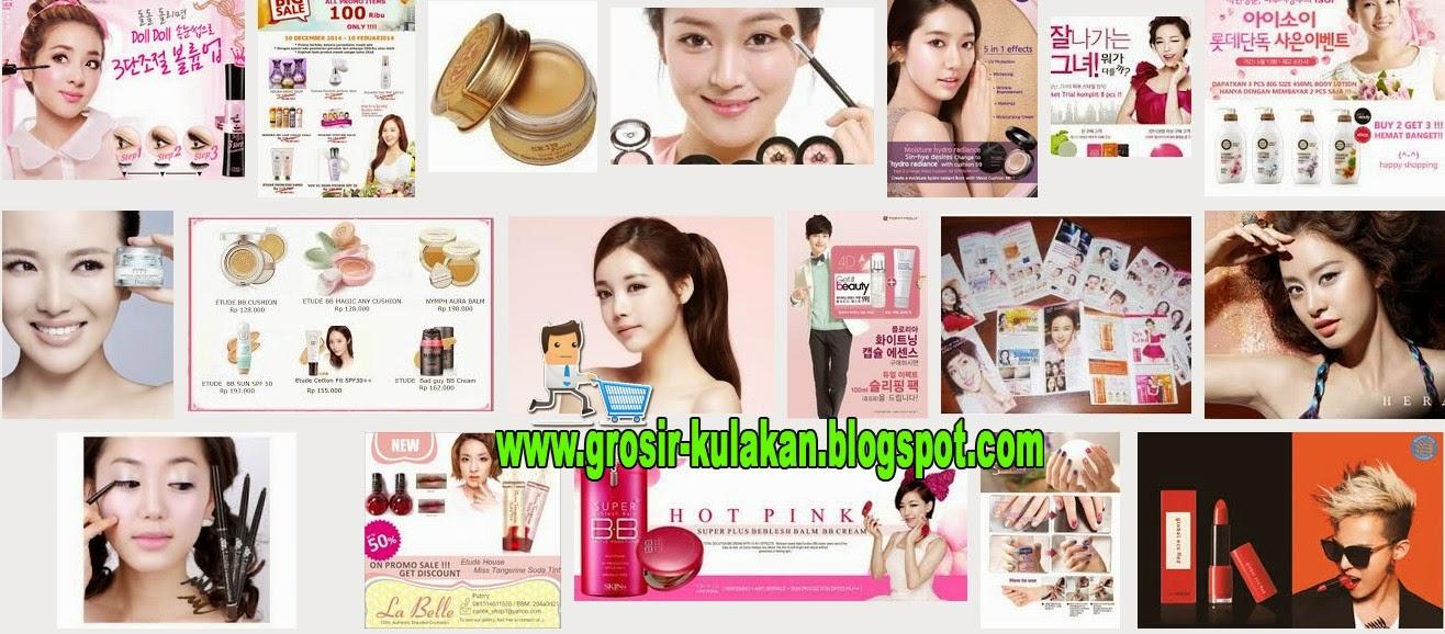 Distributor Kosmetik Korea