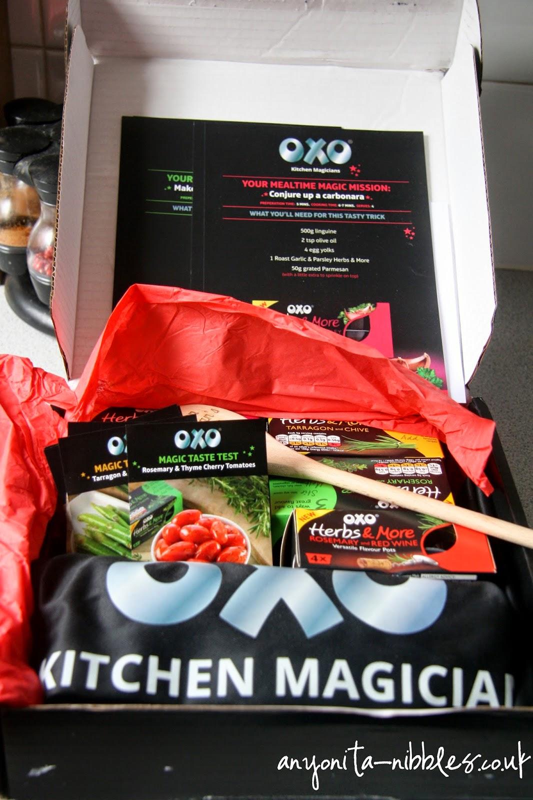 OXO Kitchen Magician Kit from Anyonita-nibbles.co.uk