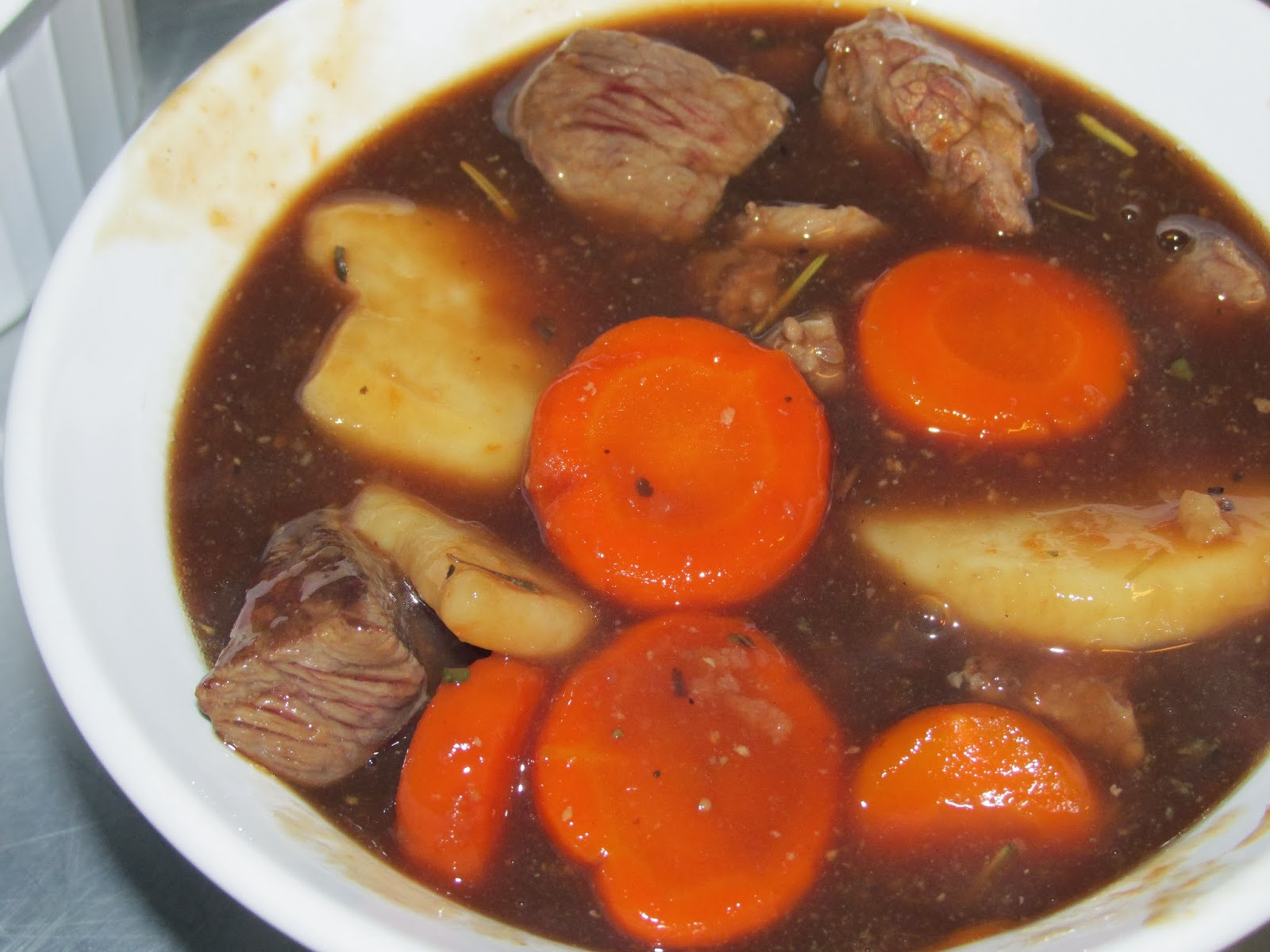 Speedy Stout Beer Beef Stew