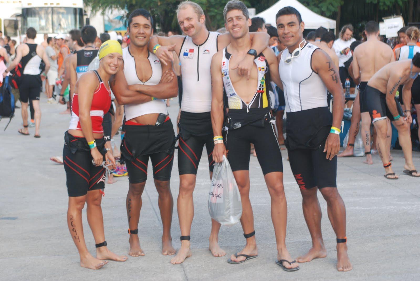 Triatlon pruebas combinadas ironman cozumel 2012 for Gimnasio kine