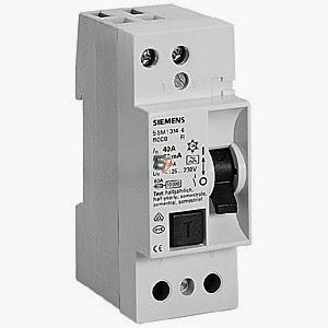 Interruptor Diferencial Siemens