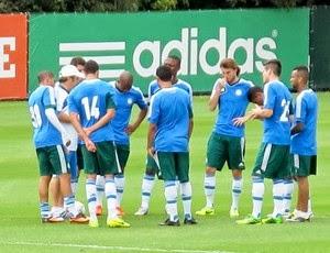 Palmeiras pode confirmar o retorno à Série A.