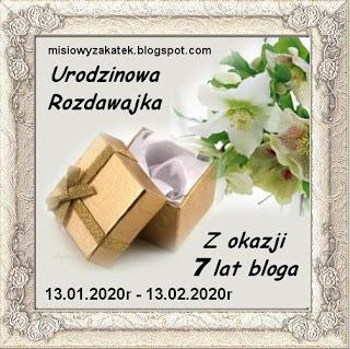 Urodziny bloga u Lidzi