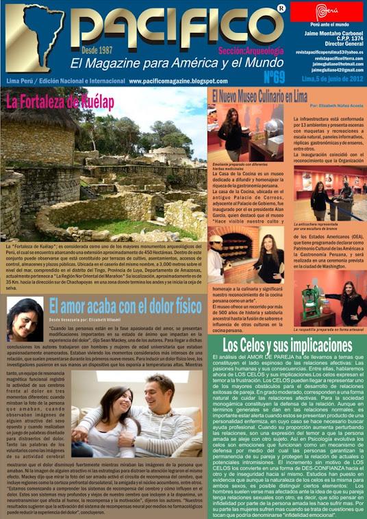 Revista Pacífico Nº 69 Arqueología