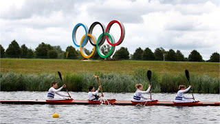 Next London Olympics 2012 : Olympic Flame to Travel in a Boat at Henley