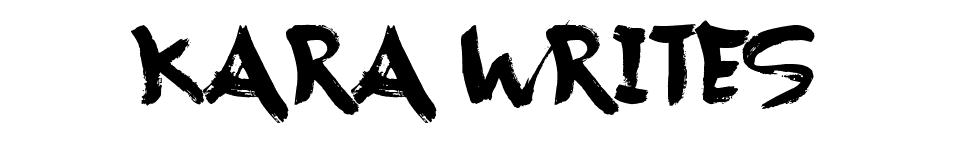 KARA-WRITES