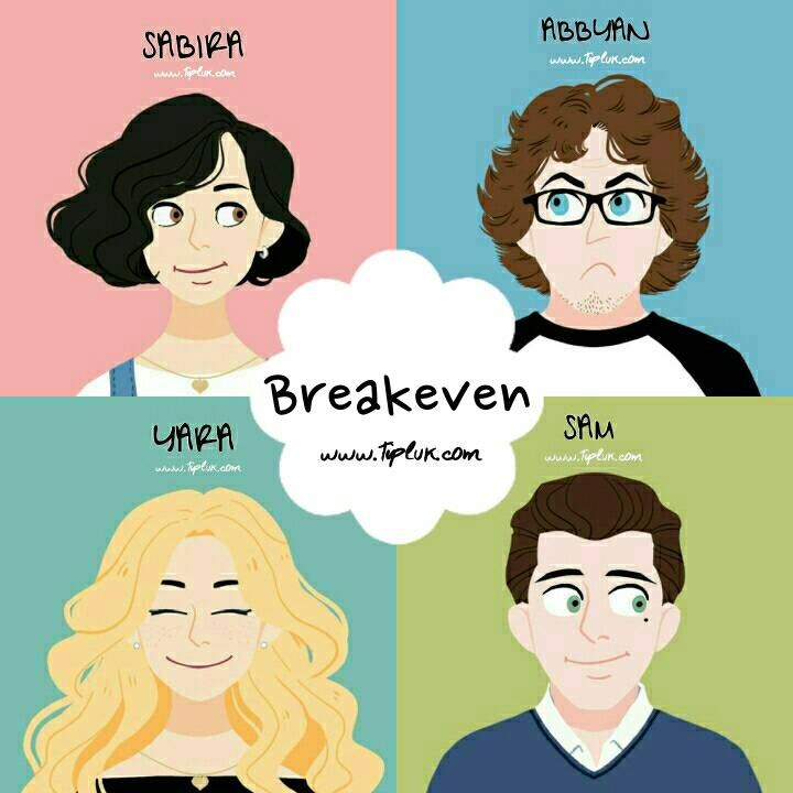 FICTION ON GOING: BREAKEVEN