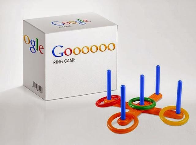 ребрендинг гугл колечки