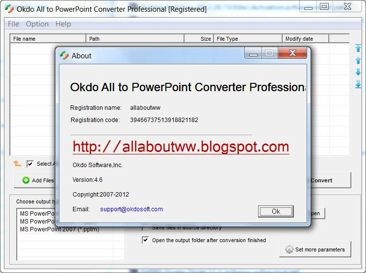 Pptx to ppt converter software. and easy PowerPoint converter. Own the mos