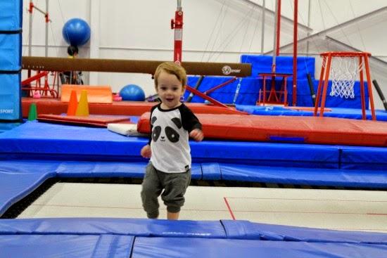 Birthday Parties at Kyle Shewfelt Gymnastics  |  Best Birthdays