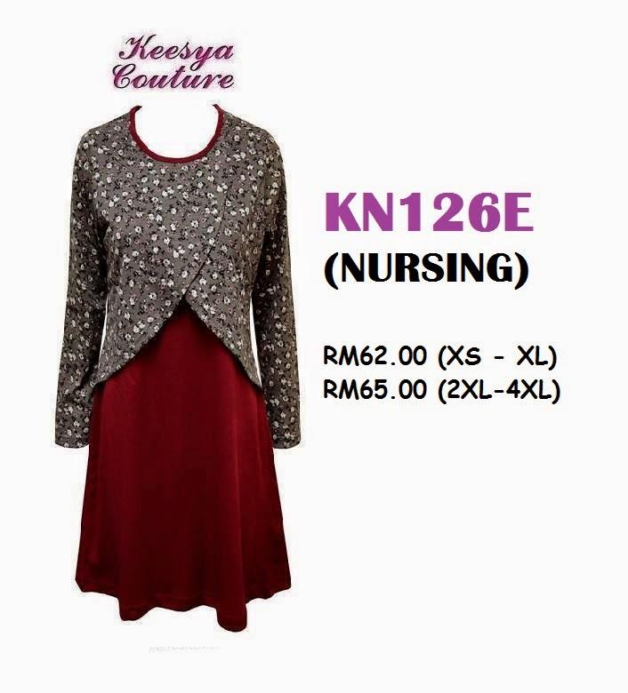 T-shirt-Muslimah-Keesya-KN126E