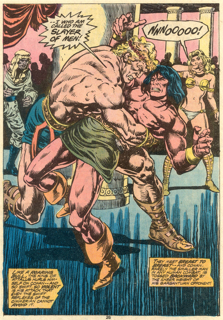 Conan the Barbarian (1970) Issue #80 #92 - English 15