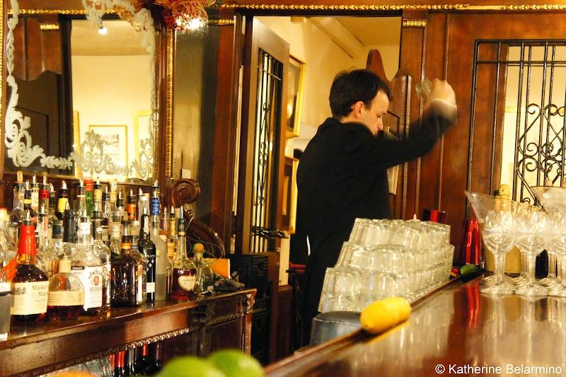 Arnaud's Richelieu Bar Original New Orleans Cocktail Walking Tour