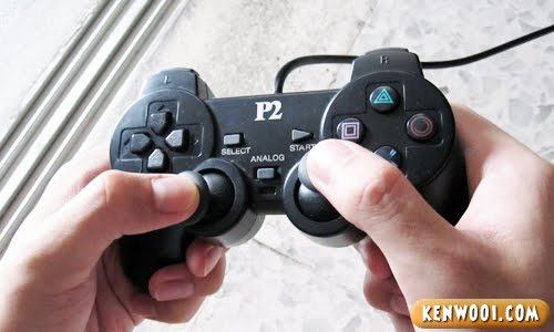 playstation game controller