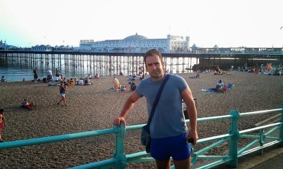 Alfredo en Brighton