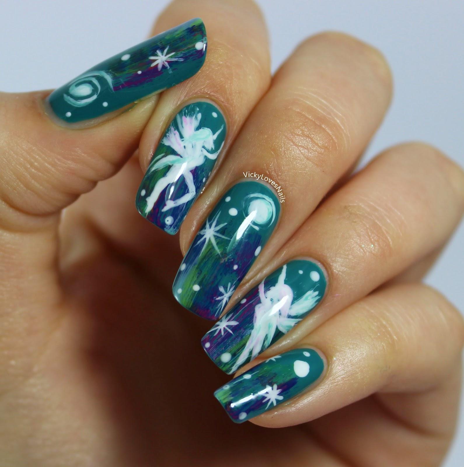 Fairy Nail Art: Vicky Loves Nails!: Pick A Polish: Sally Hansen
