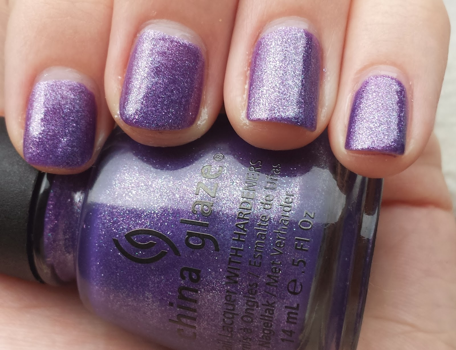 China Glaze - Grape Juice