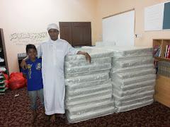 Penghantaran Tilam ke Rumah Anak-Anak Yatim Rumah Amal Asnaf Al-Barakh Olak Lempit 02Jul13