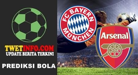 Prediksi Bayern Munchen U19 vs Arsenal U19
